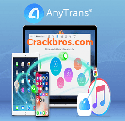 AnyTrans 8.7.0 Crack + Activation Key Free [Win/Mac] Download