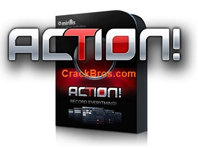 Mirillis Action 4.10.0 Crack + Keygen Full Version Download