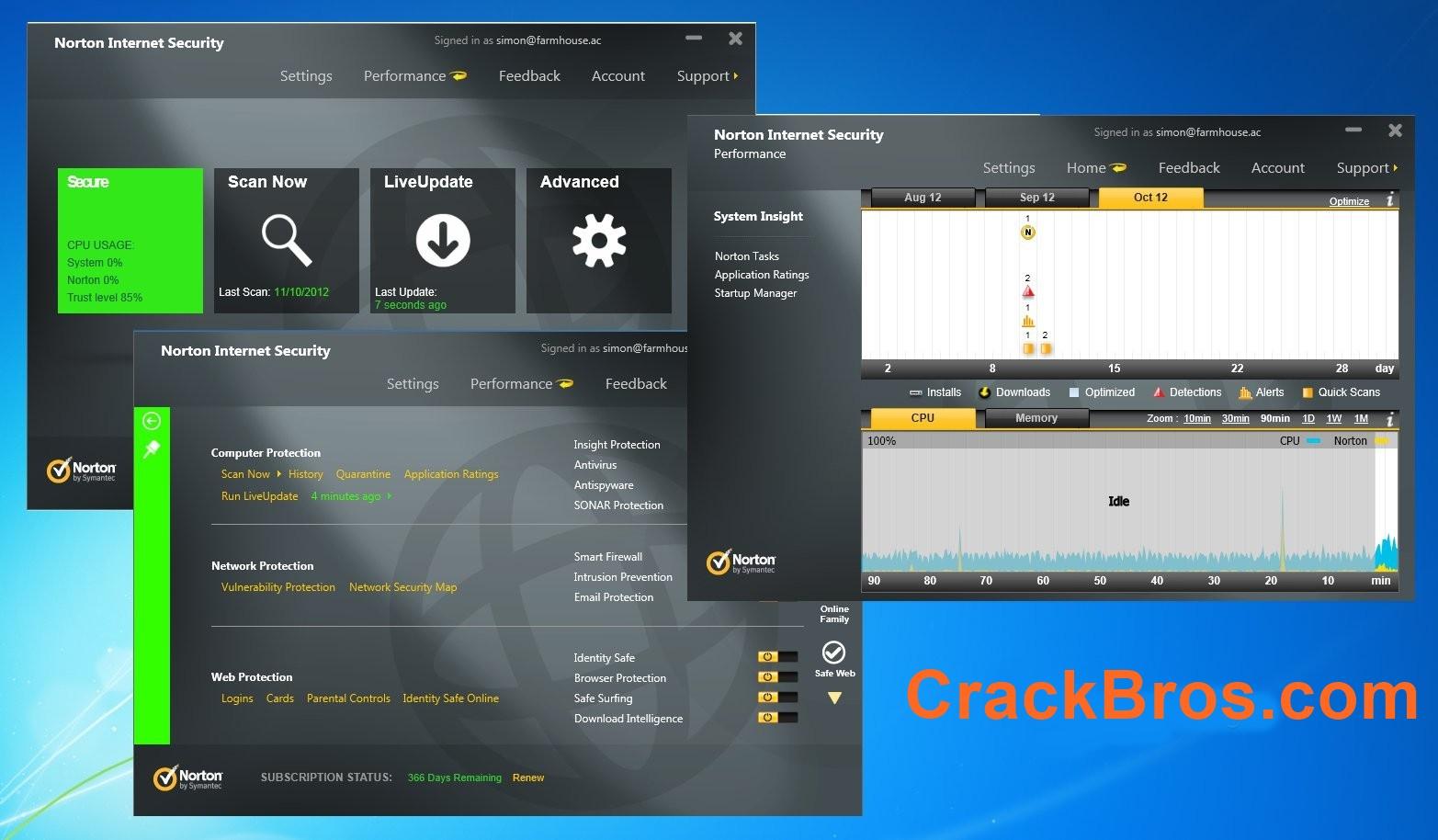 Norton Security 2020 22.20.4.57 Crack + Keygen Free Download