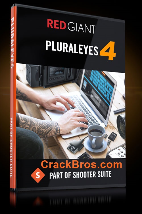 PluralEyes 4.1.8 Crack With Serial Keys Free Download 2019
