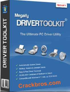 Driver Toolkit 8.9 Crack + License Key Free Download