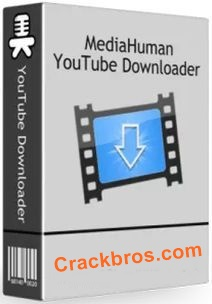 MediaHuman YouTube Downloader 3.9.9.33 Crack + Key 2020