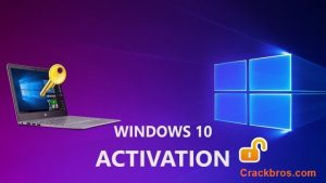 Windows 10 Activation Product Key 2020 Crack (All Version 32/64-bit)
