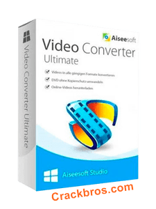 Aiseesoft Video Converter Ultimate 10.0.18 Crack + Keygen Free 2020