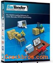 Bartender Enterprise Automation 11 Crack Full Version With Keygen Free