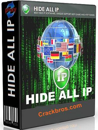 Hide ALL IP v2019.8.12 Crack Full Version With License Key Lifetime