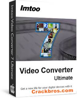 ImTOO Video Converter Ultimate Crack Full Version + Keygen [Latest]