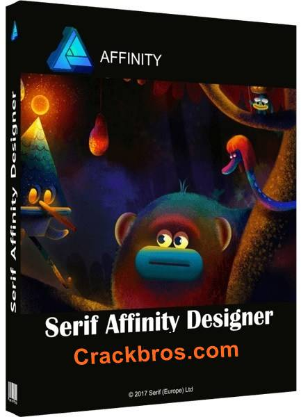 Serif Affinity Designer v1.7.3.481 Crack Full Version With Serial Key Download
