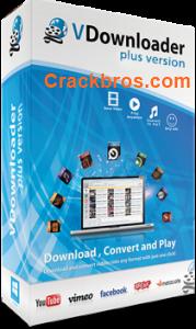 VDownloader 5.0.3949 Crack + Keygen Full Version Free Download