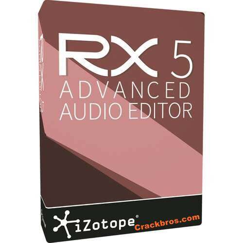 IZotope RX 5 Crack + Serial Key Free 2020 Download
