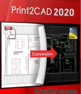 Print2CAD 2020 Generation Crack + License Key Free Download