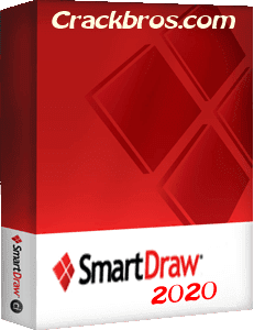 SmartDraw 2020 Crack + License Key Free Download