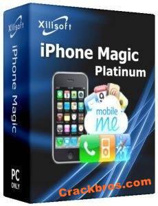 Xilisoft iPhone Magic Platinum 5.7.29 Crack + Serial Key Free Download