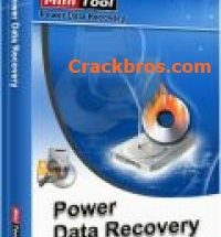 MiniTool Power Data Recovery 8.8 Crack + Keygen Free Download